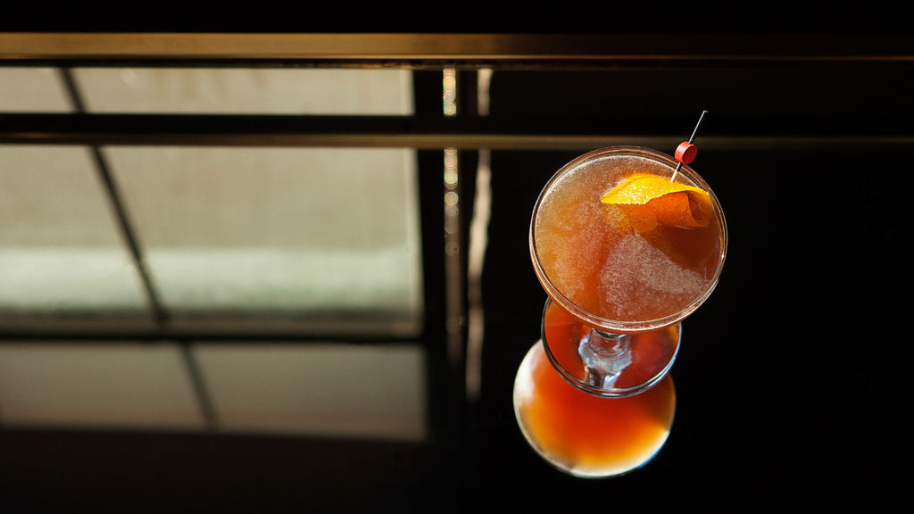 Best Whisky Cocktails: Blood and Sand