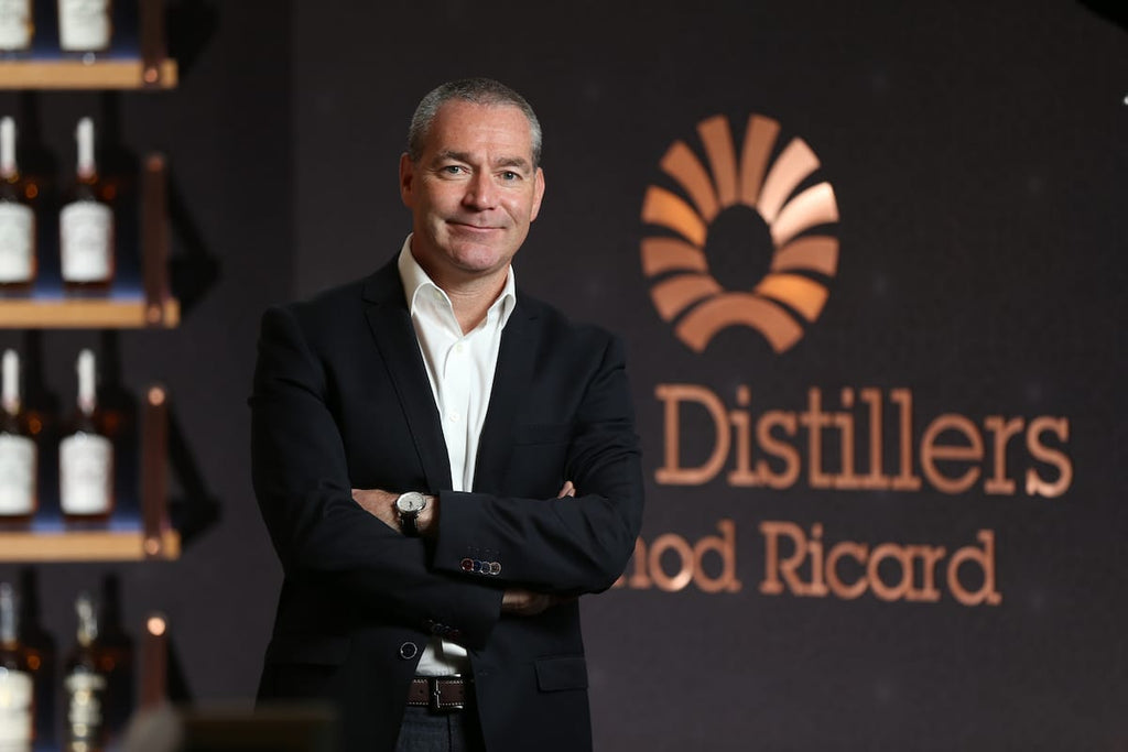 Brendan Buckley Irish Distillers Whisky Magazines Hall of Fame
