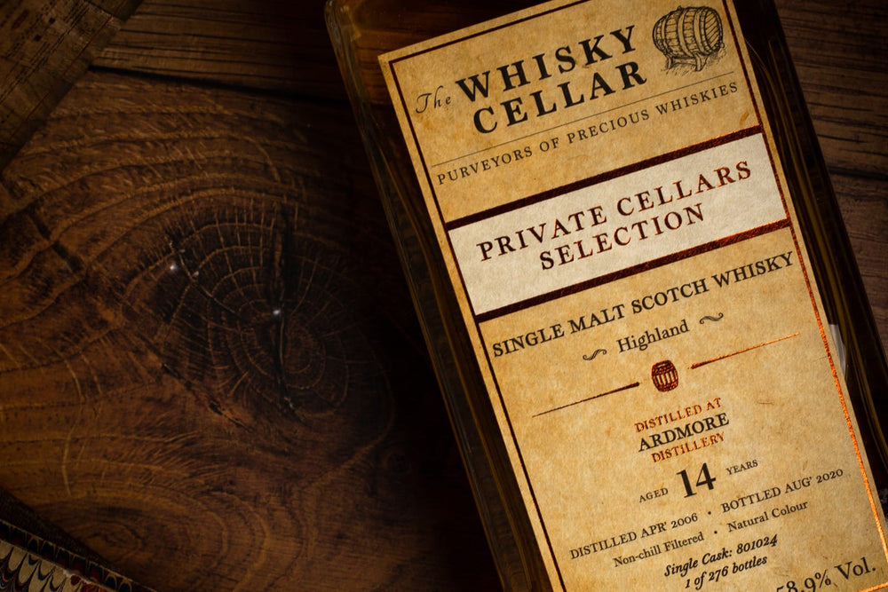 Craft Single Malt Scotch Whiskey Whisky Cellar From The Single Cask
