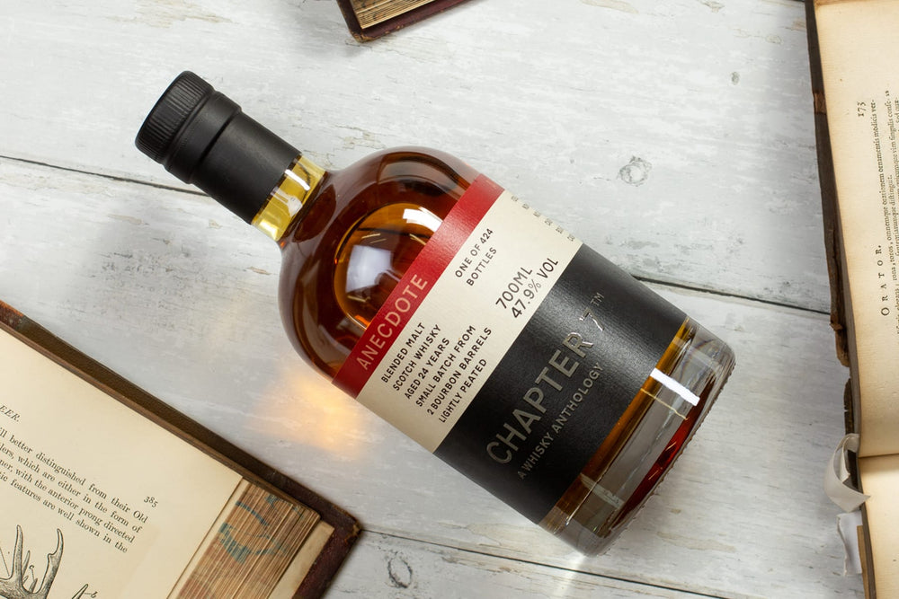 Chapter 7 Craft Whisky from Independent Bottler