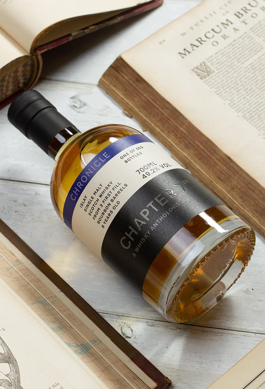Craft whisky from independent bottler, Chapter 7