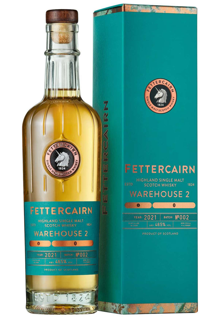 Fettercairn Warehouse 2 Batch No.002 Limited Edition Whisky