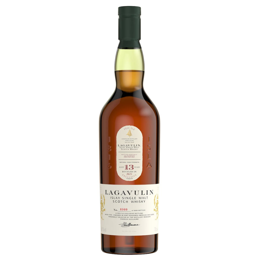 Lagavulin Limited Edition 2021 Fèis Ìle Whisky