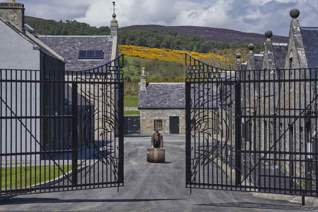 Diageo reopen silent ghost distillery Brora and start making new single malt scotch whisky