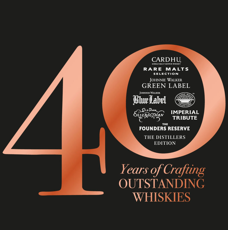 Mike Collings has 40 years experience crafting the world's best whisky