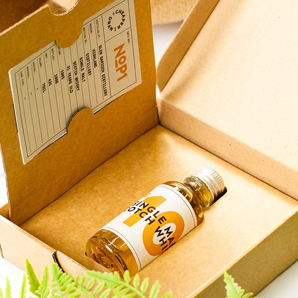 Luxury whisky gift from Cheaper by the Dram