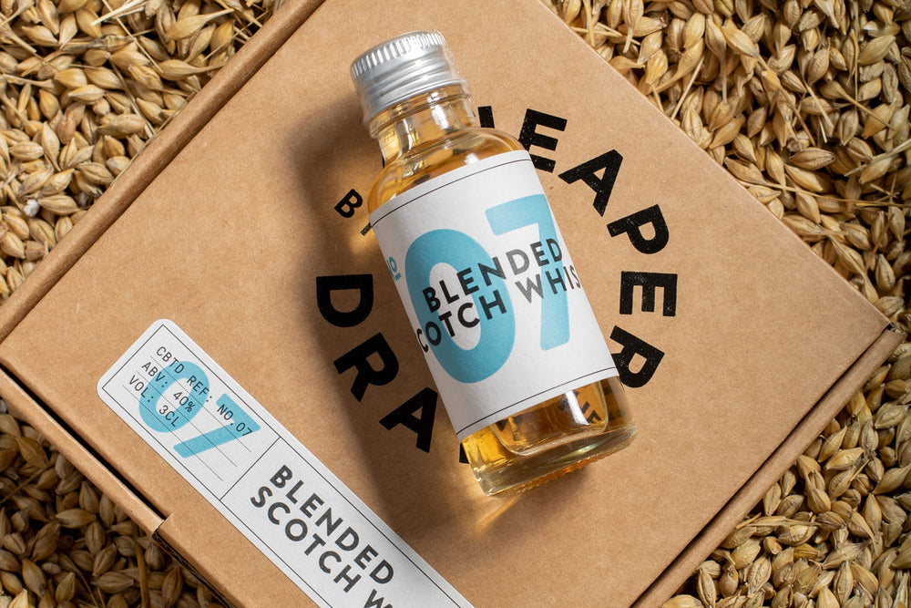 Premium single malt scotch whisky samples from Cheaper by the Dram