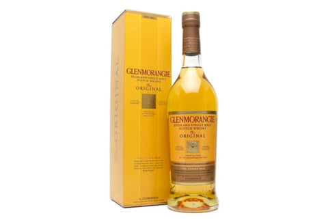 Where does Glenmorangie get its name?