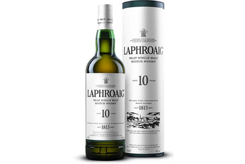 Where does Laphroaig Get its name?
