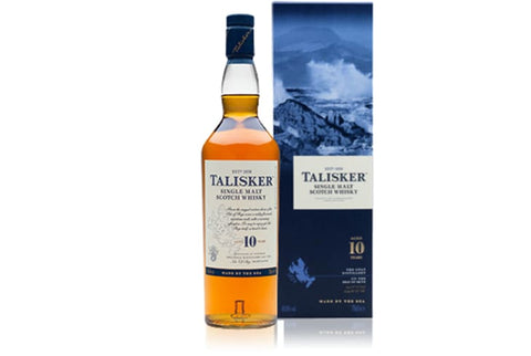 Where does Talisker get its name?