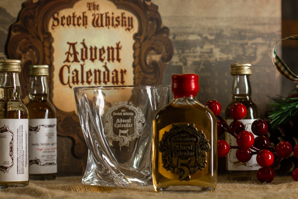 Premium whisky advent calendar from Indy Bottlers, Secret Spirits