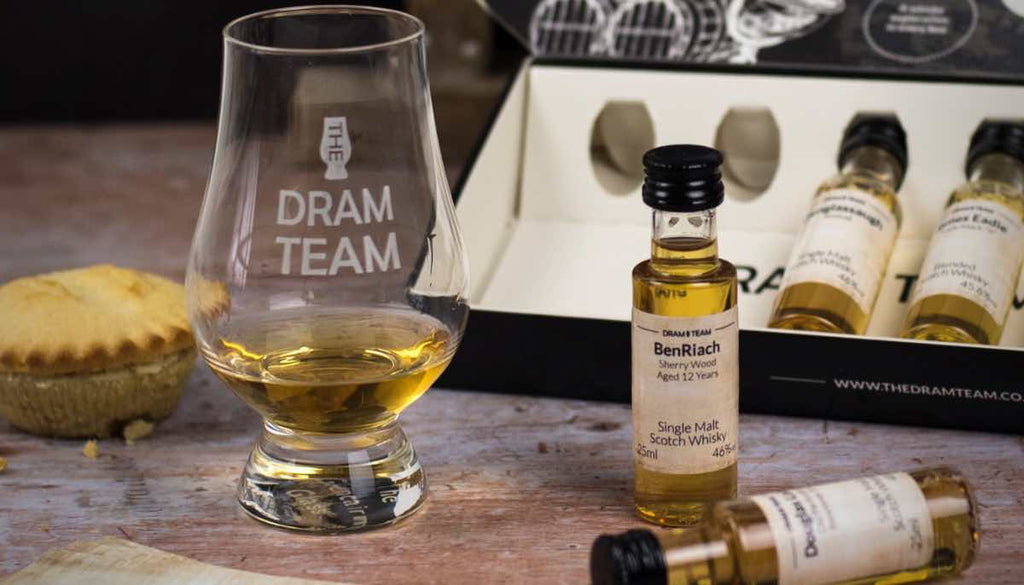 The Dram Team Subscription Box Whisky Club Gift Idea For Dad On Father's Day 2021