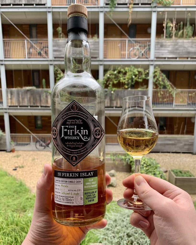 Firkin Whisky Co Islay Caol Ila 2010 Review and Tasting Notes
