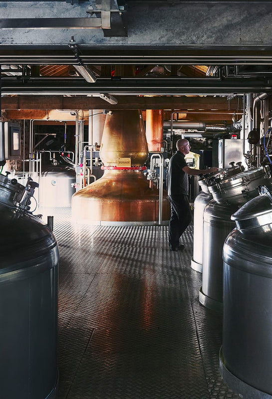 The Lakes Whisky Distillery