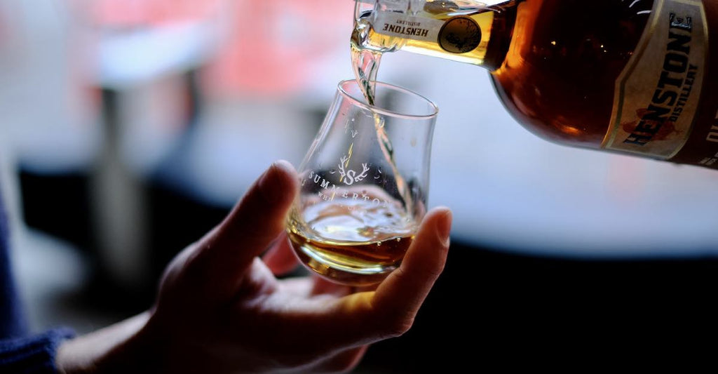 Summerton Whisky Club Subscription Tasting Gift Idea for Dad