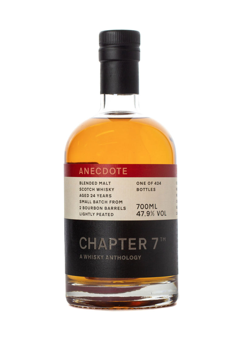 Chapter 7 Anecdote Blended Malt Scotch Whisky