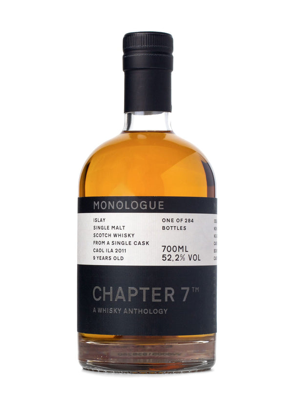 Chapter 7 Caol Ila 9 Single Malt Scotch Whisky Front