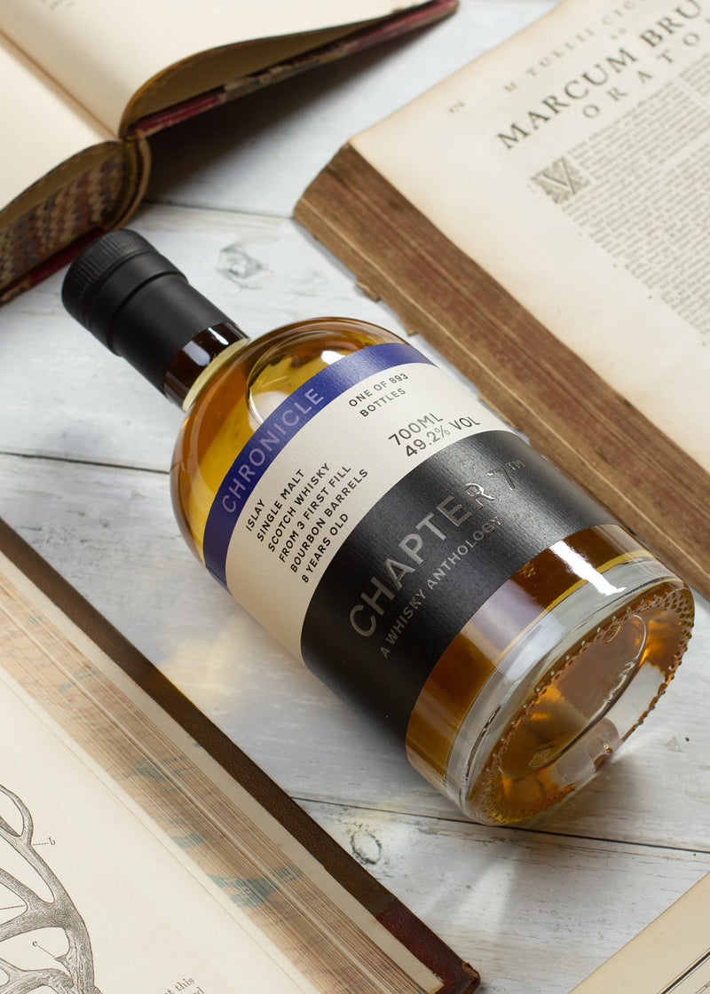 Chapter 7: Chronicle Secret Islay 8 Year Old Single Malt Scotch Whisky