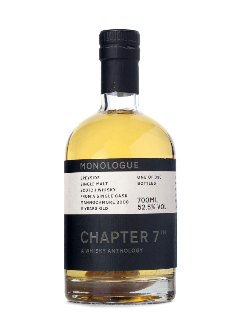 Chapter 7 Mannochmore 11 Single Malt Scotch Whisky Front