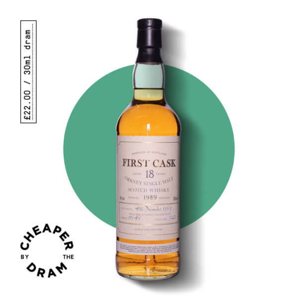 Cheaper By The Dram No.14, Highland park 2007 18 year old single malt scotch whisky, bottle