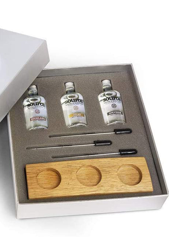 Connoisseur Water Set For Whisky Tasting