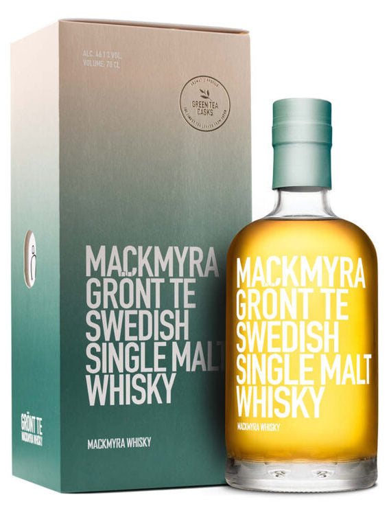 Mackmyra Gront Te Swedish Single Malt Whisky