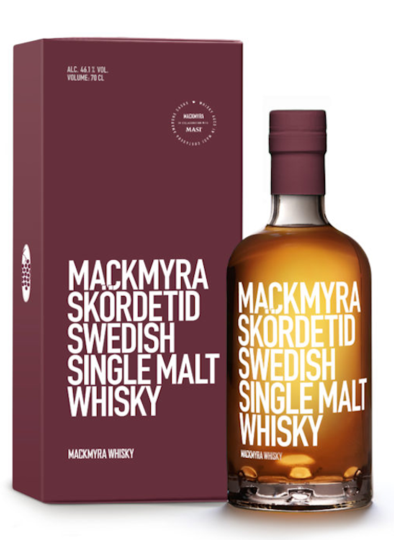 Mackmyra Skördetid Swedish Single Malt Whisky