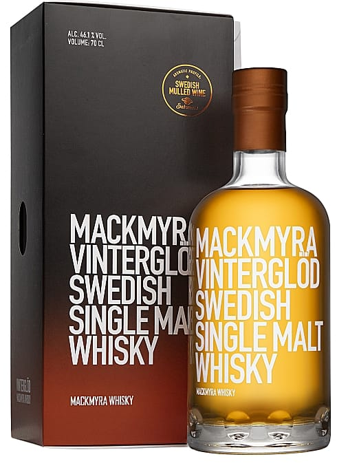 Mackmyra Vinterglöd Swedish Single Malt Whisky