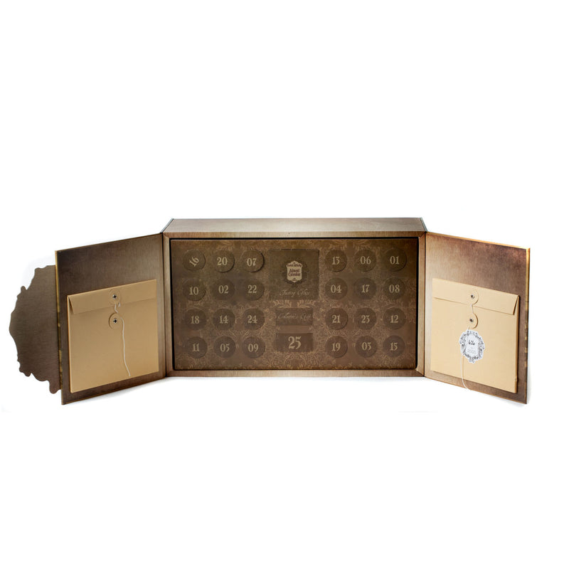 Luxury Scotch Advent Calendar from Secret Spirits