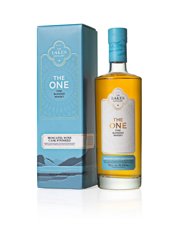The Lakes Distillery The One Moscatel Wine Cask Finished