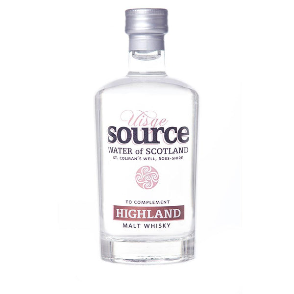 Uisge Source, Highland Water (100ml)