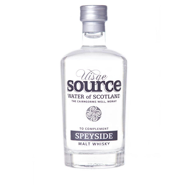 Uisge Source, Speyside Water (100ml)