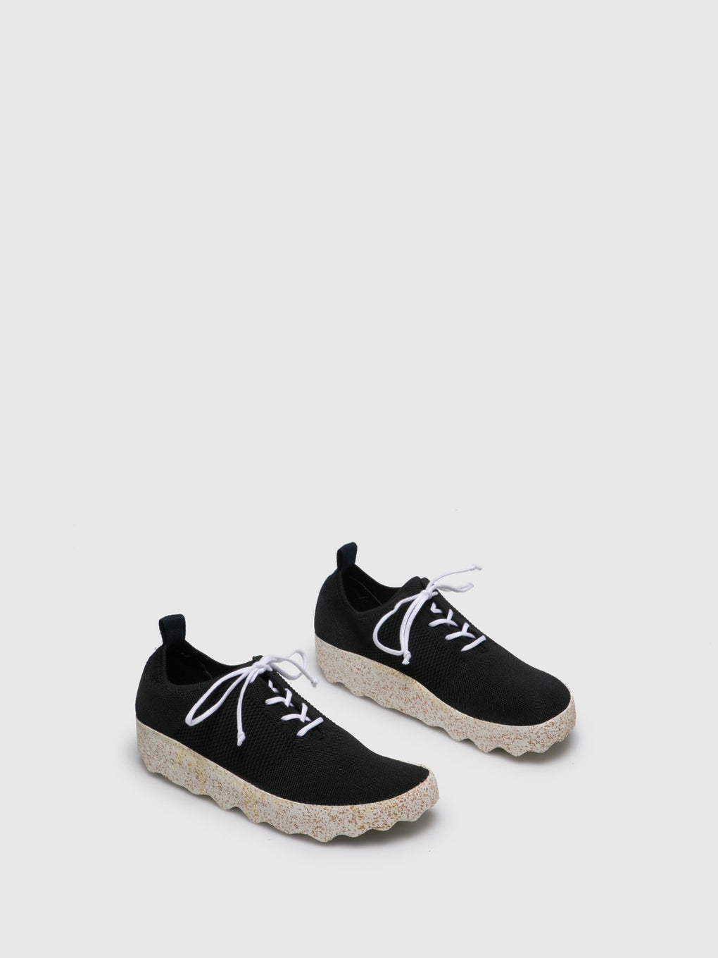 Lace-up Trainers CODE Black
