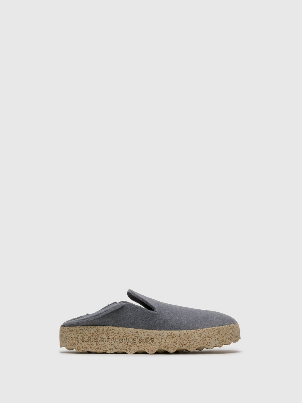 Round Toe Shoes CREW Gray