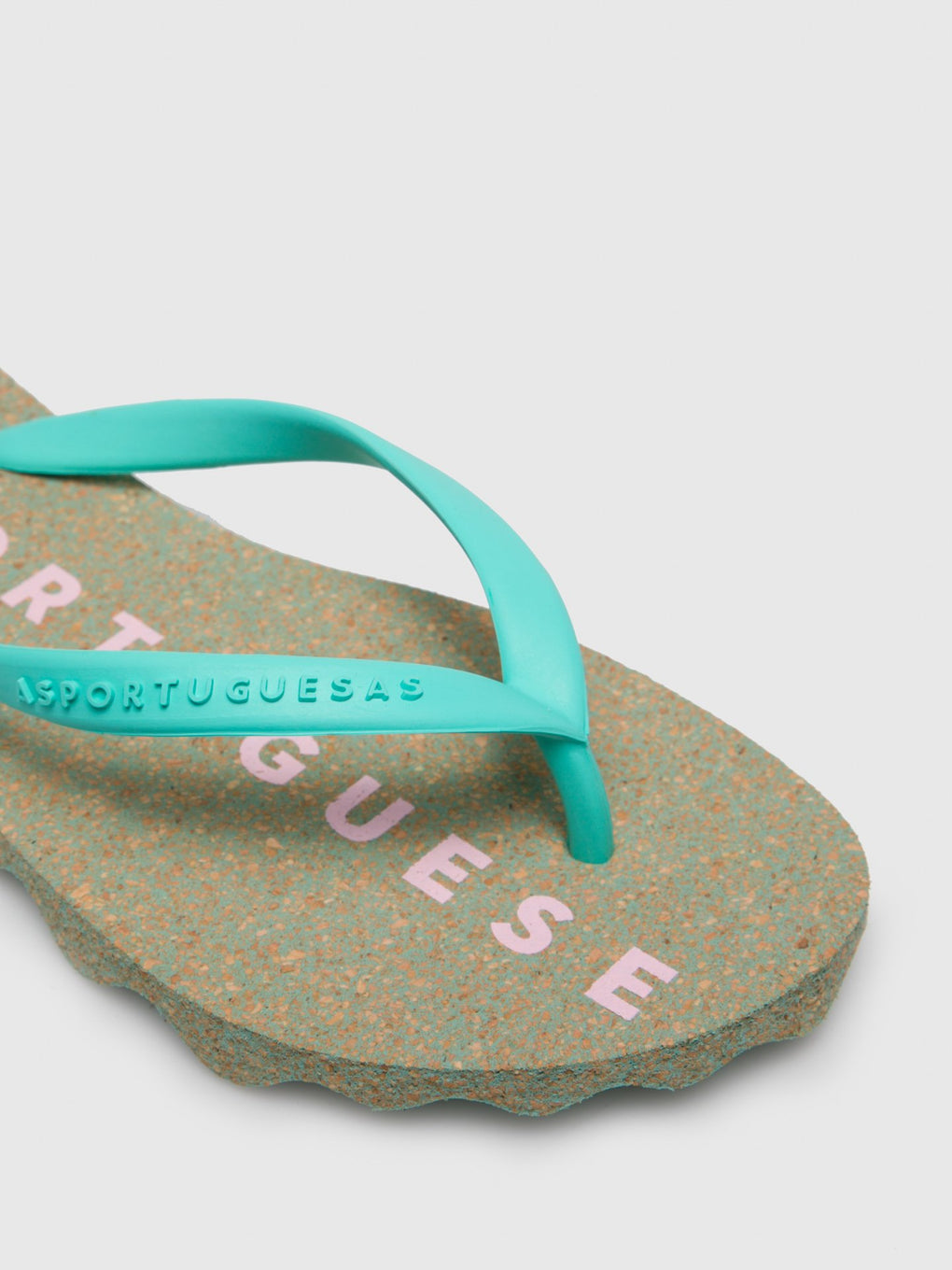 Beach Flip-Flops BASE Green