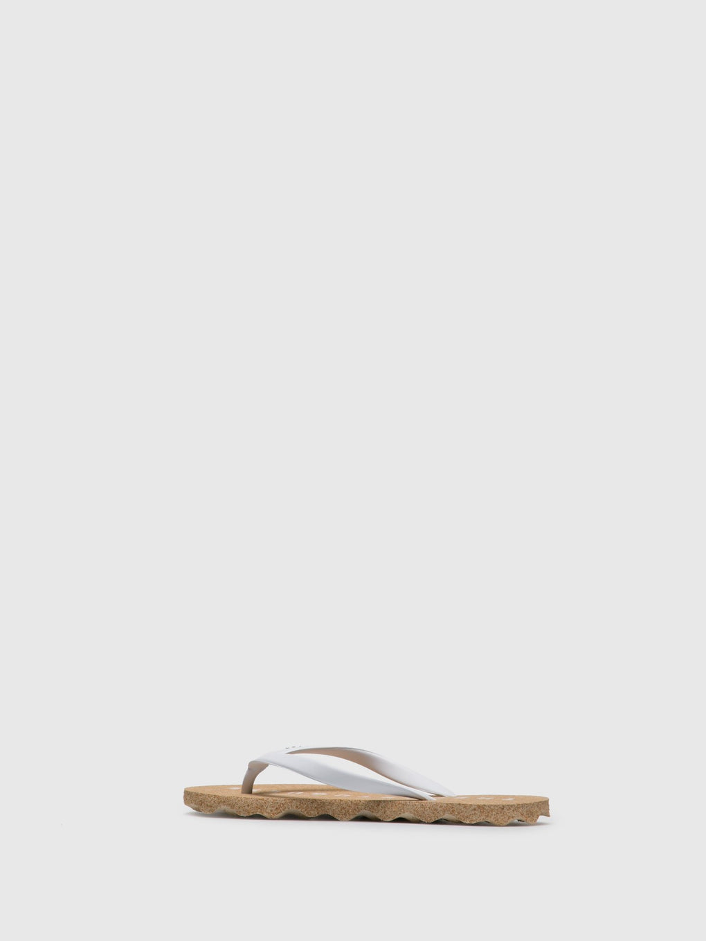 Beach Flip-Flops BASE White