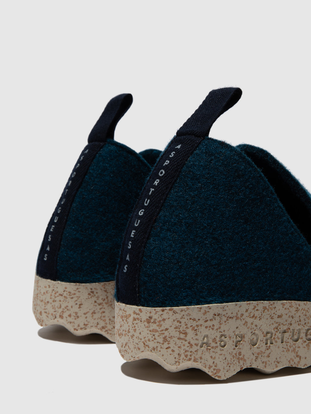 Slip-on Shoes CITY Dark Blue