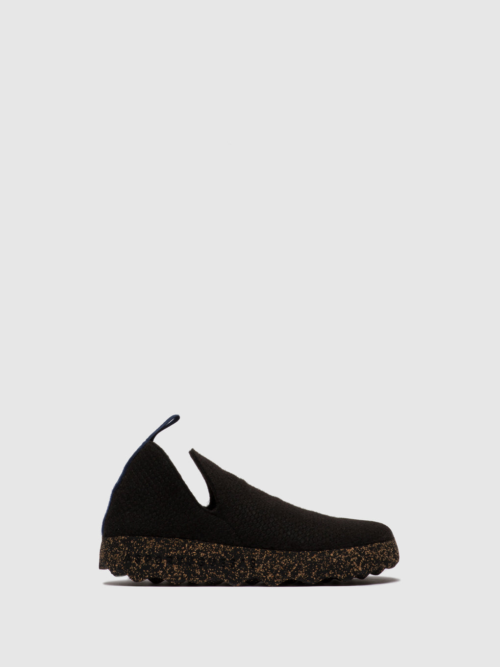 Slip-on Shoes CITY Black