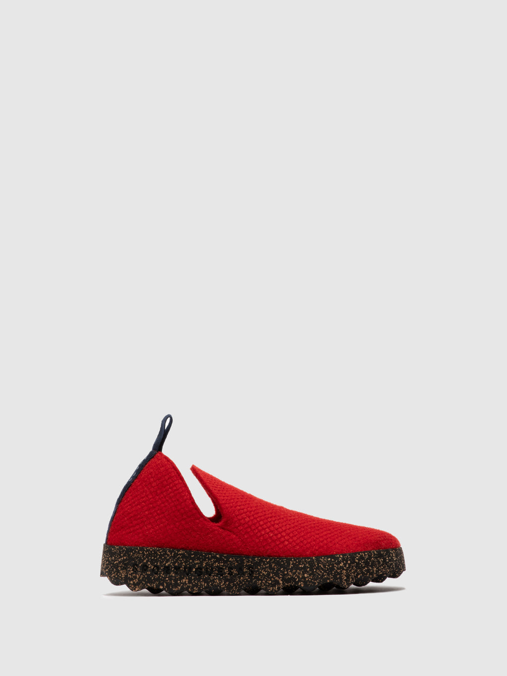 Slip-on Shoes CITY Red