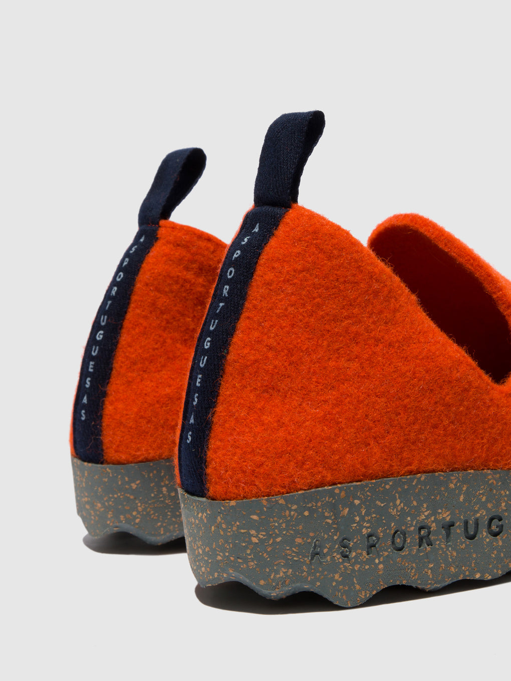 Slip-on Shoes CITY Orange