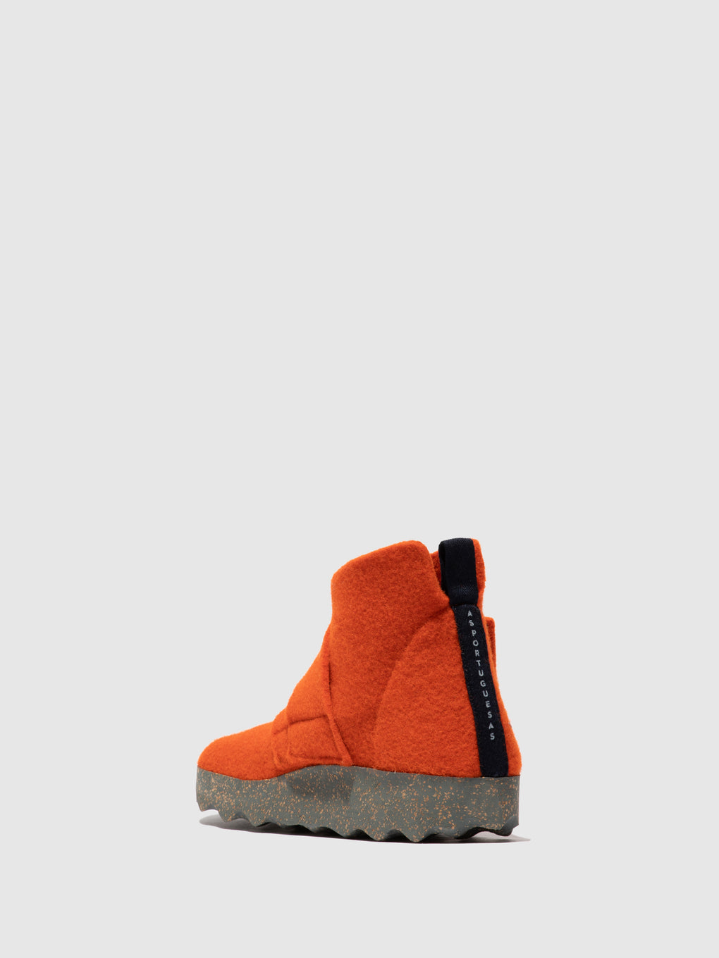 Velcro Boots CASE Orange