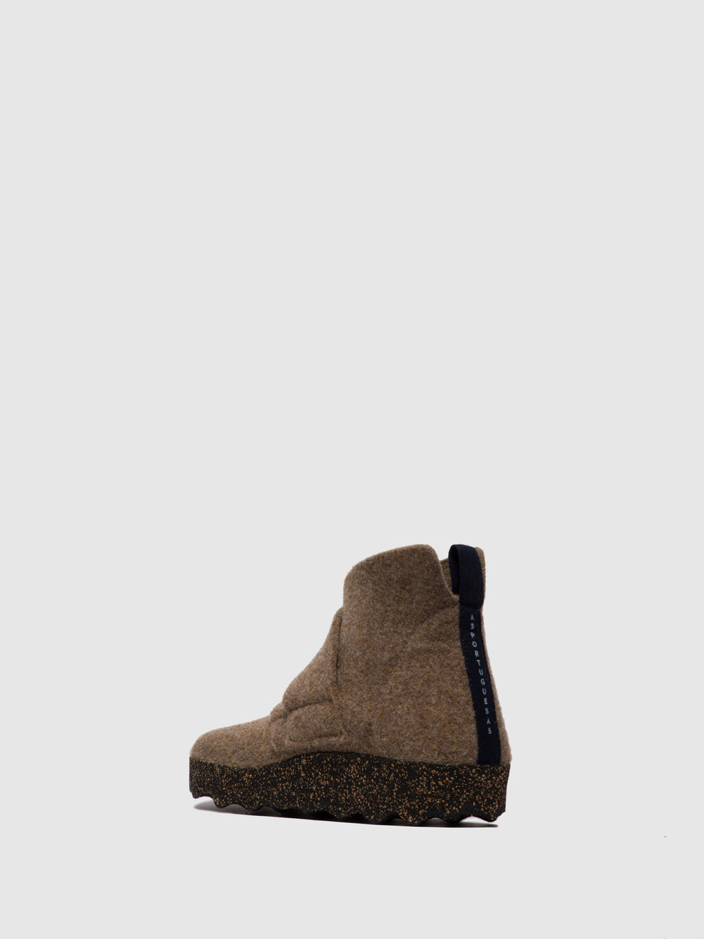 Velcro Boots CASE Taupe
