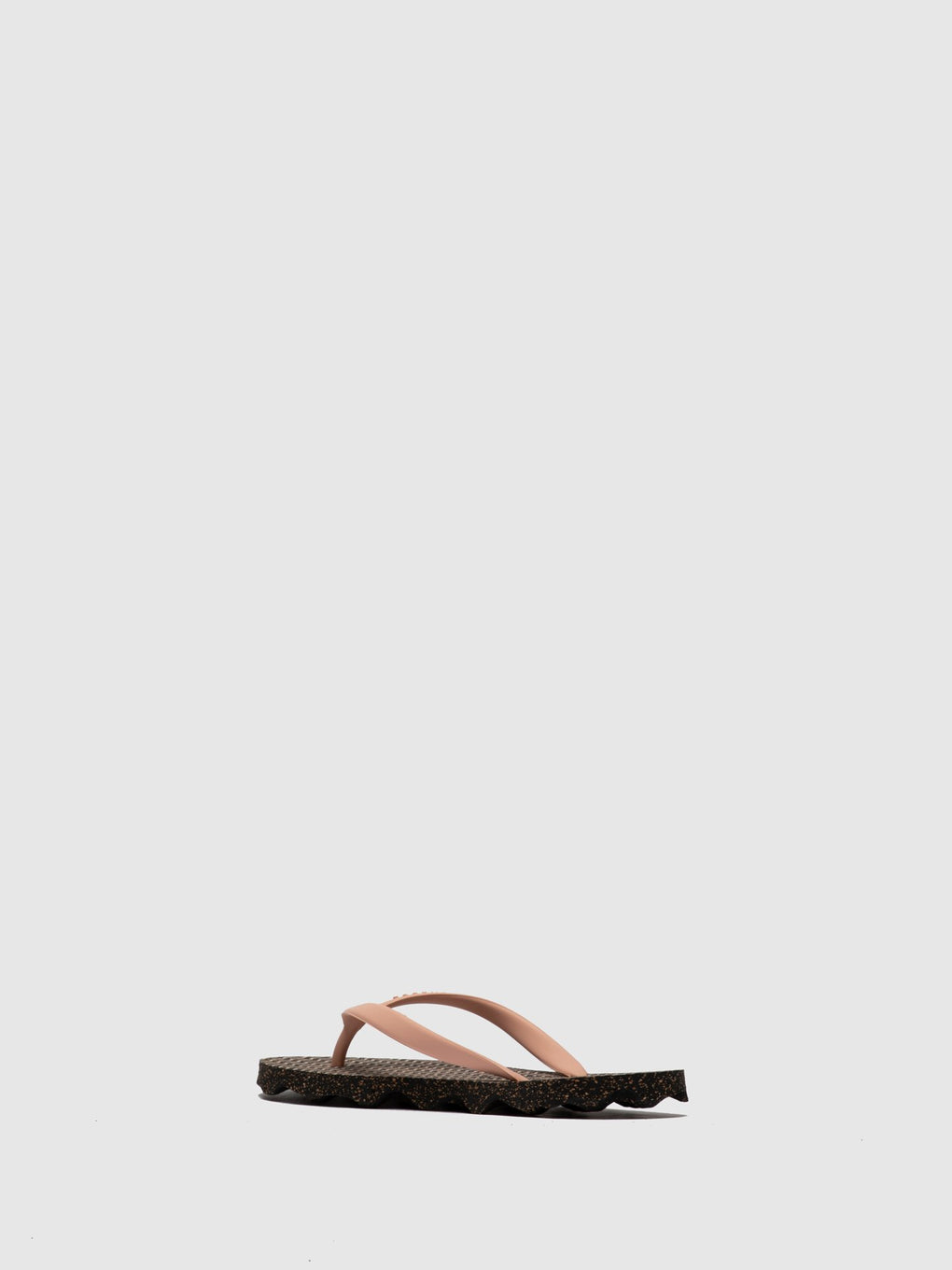 Beach Flip-Flops WAVE Beige