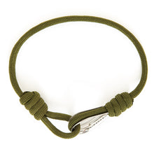 Load image into Gallery viewer, Slim Bracelet - Military Green