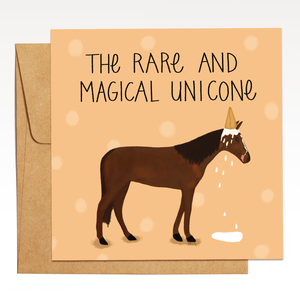 The Rare and Magical Unicone