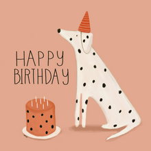 Load image into Gallery viewer, I spotted this Birthday Card for you