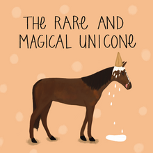 Load image into Gallery viewer, The Rare and Magical Unicone