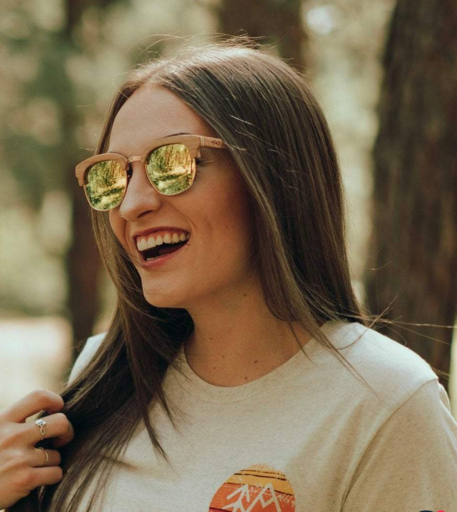 Eco Wood Sunglasses | Arches