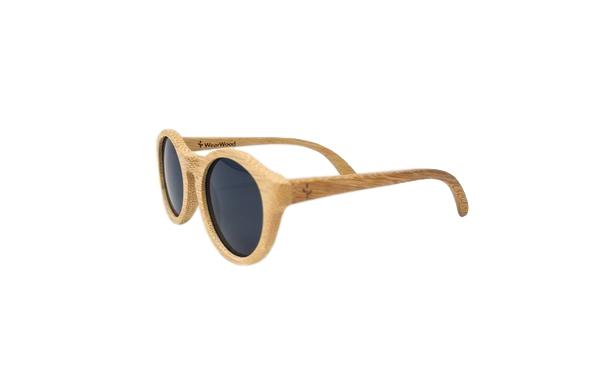 Bamboo Rounds Sunglasses