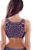 Moonlight Mandala Crop Top
